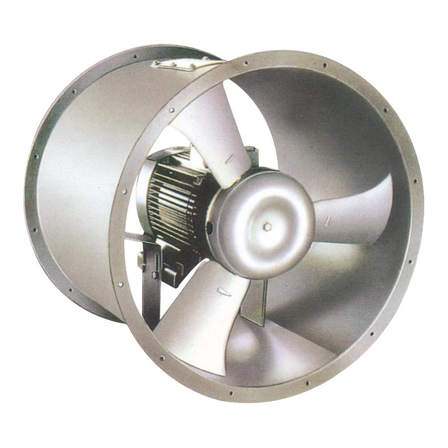 Axial Flow Blower : Axial flow industrial fans