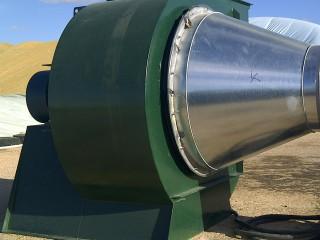 MA Series fan grain drying