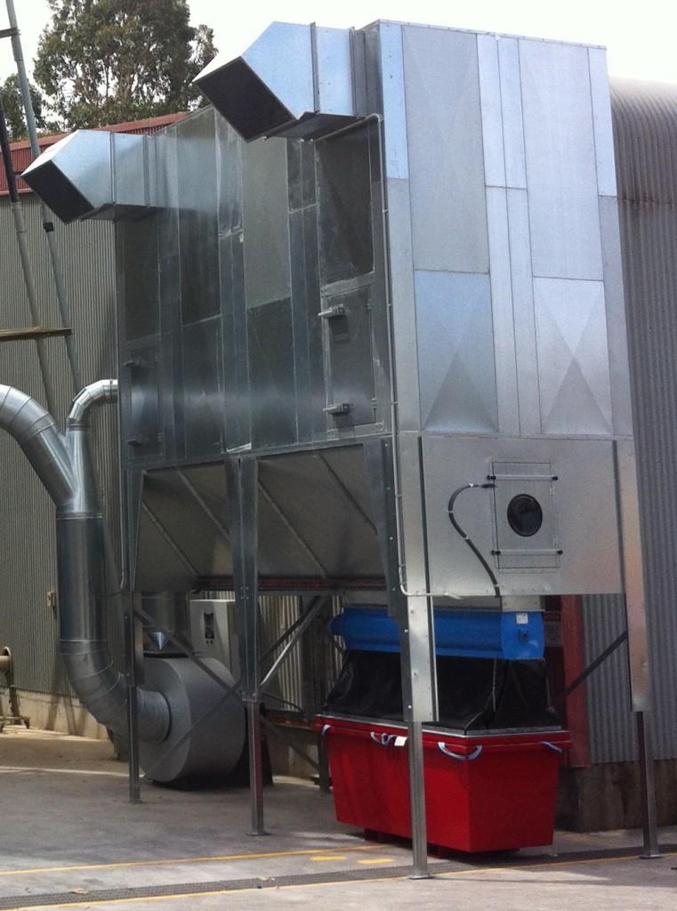 Dust Control Fans : Dust collectors industrial fans australiaindustrial
