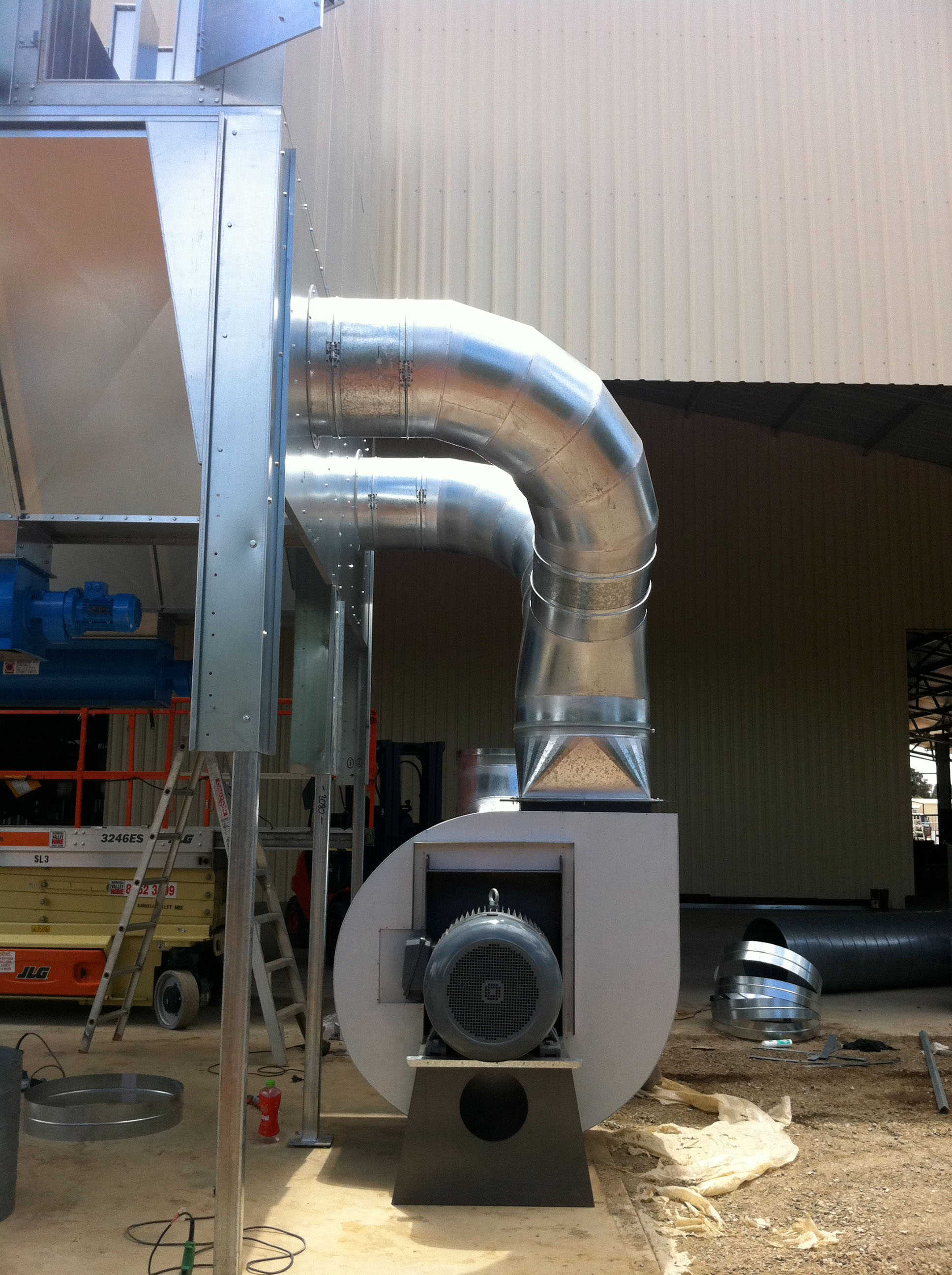 Dust Extractor Fan : Dust extraction fans industrial australiaindustrial